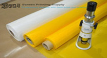 100% Polyester Monofilament Screen Printing Mesh